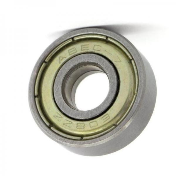 Minature Bearing with Double Groove Plastic Cover 608zz 607zz 688zz #1 image