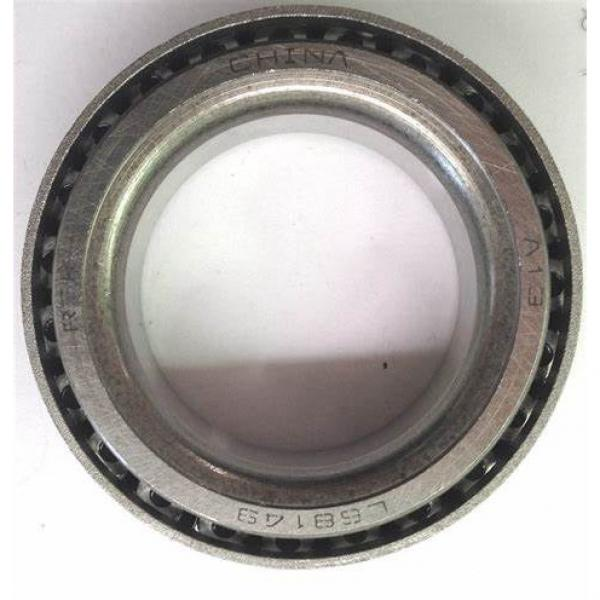 Factory Hot Sell Single Row Tapered Roller Bearings with in Gearboxes,Rolling Mills (395LA/L44649(10)/L45449(10)/L68149(110)/LM11910(49)/LM501310/49) #1 image