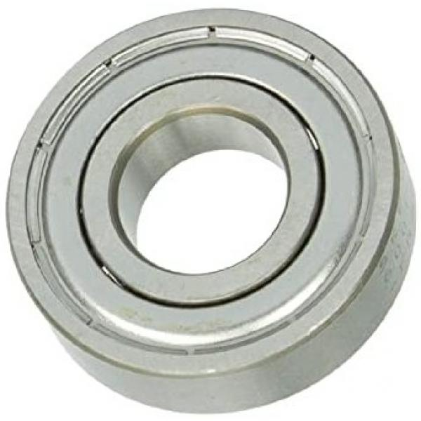 China Manufacturer High Quality NSK/SKF Deep Groove Ball Bearing (6000zz 6000 2RS 6001zz 6001 2RS 6002 2RS 6002zz) #1 image