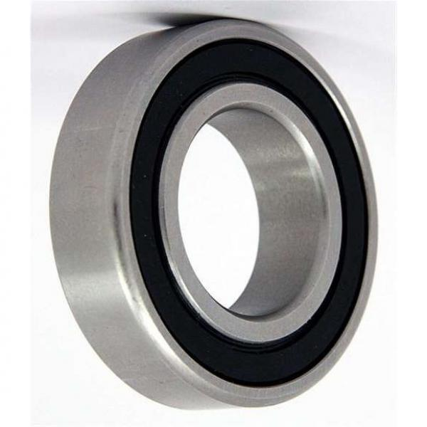 Deep Groove Ball Bearings 6000 2RS, 6001 2RS, 6002 2RS, 6003 2RS, 6004 2RS, 6005 2RS, 6006 2RS, 6007 2RS, 6008 2RS, 6009 2RS, 6010 2RS, 6011 2RS, ABEC-1 #1 image